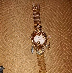 Accessories - Vintage charm watch *RARE*
